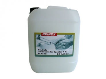 REGINA Neutrale Cremeseife R10 f. Spender 10000 ml